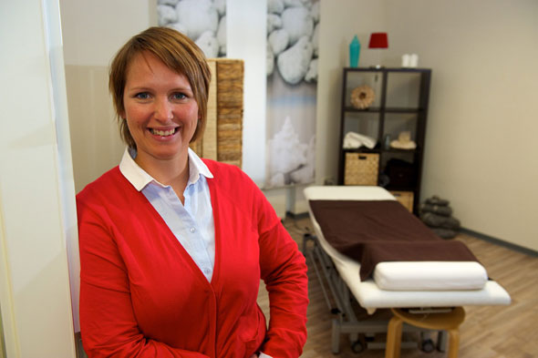 Osteopathin in Ihrer Praxis in Wuppertal